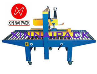 XN-6050 Left and right driving motor side sealing machine